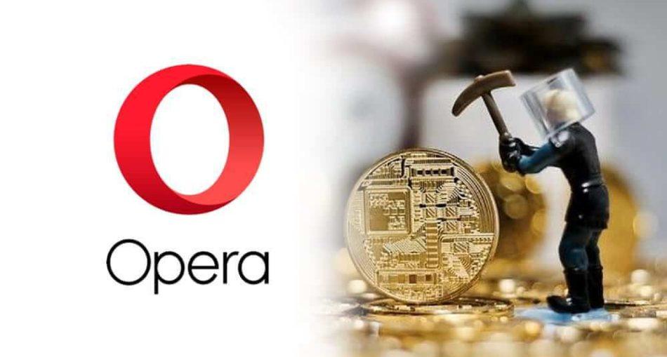 Вышла новая версия браузера Opera для Андроид с поддержкой биткоина