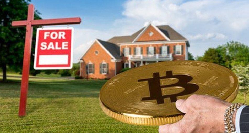 Приобретение недвижимости с помощью криптовалютных токенов