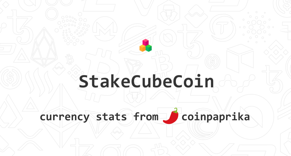 Токен StakeCubeCoin подскочил в цене на 6350% за пару часов