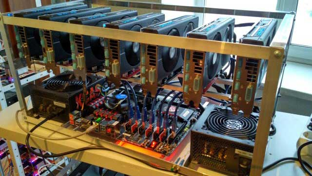 98% существующих установок для майнинга криптовалюты станет электронным мусором